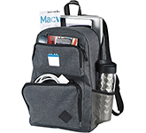 "Graphite 15.6"" Business Laptop Backpack"