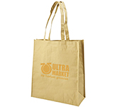 Branded Papryus Paper Woven Tote Bag