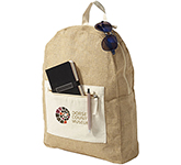 Promotional Thatcham Jute Backpack