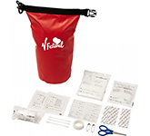 Festival 30 Piece Waterproof First Aid Pouch