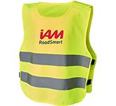 Rebel Safety Vest With Hook Loop For Kids Age 3-6