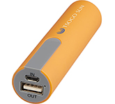 Nixon Rubber Coated Power Bank - 2200mAh