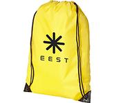 Streetlife Premium Nylon Drawstring Bag