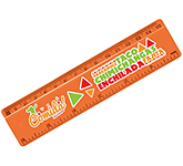 15cm Plastic Ruler