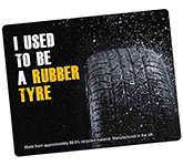 Tyre Brite-Mat - Rectangle