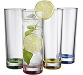 Rio 4-Piece Glass Set