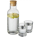 Denaby 1 Litre Carafe And Glass Set