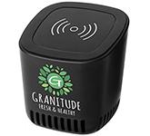Jazz Bluetooth Speaker With Wireless Charging Pad
