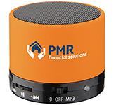 Planet Bluetooth Rubberised Speaker