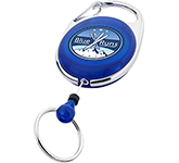 Expo Retractable Pull Reel Keyring