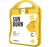 Sun Burn First Aid Survival Case