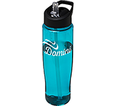 H20 Marathon 700ml Spout Lid Water Bottle