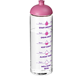 H20 Mist 850ml Domed Top Sports Bottle