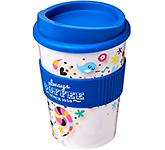 ColourBrite Americano Grip Medio 325ml Take Away Mug