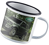 Epedition 300ml Enamel Photo Mug