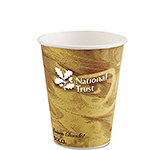 Single Walled Barista Paper Cup - Full Colour - 230ml