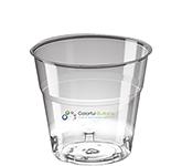 Edinburgh Disposable Plastic Tasting Glass - 160ml