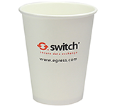 Single Walled Barista Paper Cup - 285ml