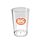 Urban Disposable Injection Moulded Polystyrene Tasting Glass - 110ml