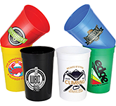 Olympic Plastic Stadium Cup - Pint - 568ml