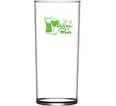 Reusable Polycarbonate Hiball Glass - 284ml