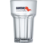 Remedy Frosted Reusable Polycarbonate Tumbler - 285ml