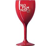 Premium Reusable Polycarbonate Red Wine Flute - 312ml