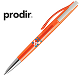 Prodir DS2 Deluxe Pen - Frosted