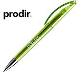 Prodir DS3.1 Deluxe Pen - Transparent
