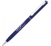 Cheviot Argent Slimline Metal Pen