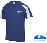 AWDis Contrast Performance T-Shirt