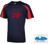 AWDis Contrast Performance Kids T-Shirt
