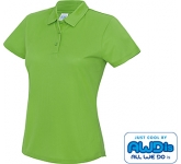 AWDis Women's Performance Polo Shirt