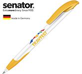 Senator Challenger Basic Soft Grip Pen - Polished