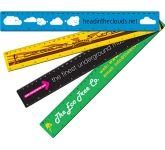 30cm ColourBrite Coloured Ruler