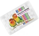 ColourBrite Promotional Credit Card Mints