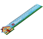 15cm Bespoke Never Tear Ruler