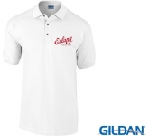 Gildan Ultra Polo Shirts - White