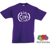Fruit Of The Loom Value Weight Kids T-Shirt - Coloured