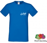 Fruit Of The Loom Sofspun T-Shirts - Coloured