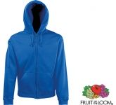 Fruit Of The Loom Classic Zipped Hoodie