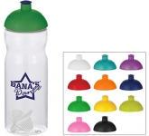 H20 Impact 650ml Domed Top Shaker Ball Sports Bottle
