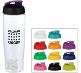 H20 Marathon 700ml Flip Top Shaker Ball Sports Bottle