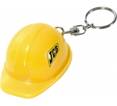 Hard Hat Promotional Keyring Bottle Opener
