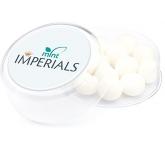 Maxi Round Sweet Pots - Mint Imperials