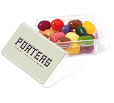 Midi Rectangular Sweet Pots - Gourmet Jelly Beans