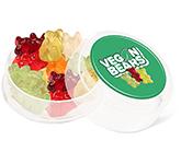 Mini Round Sweet Pots - Kalfany Vegan Bears