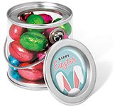 Mini Sweet Buckets - Foiled Chocolate Eggs
