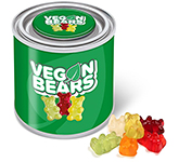 Small Sweet Paint Tin - Kalfany Vegan Bears