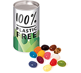 Eco Snack Tube - Gourmet Jelly Beans - Small